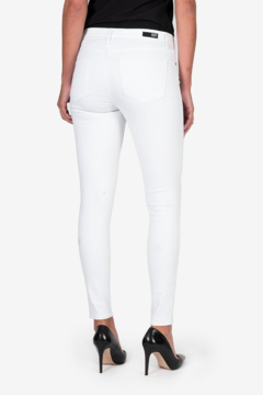 Kut from the Kloth Mia H/R White Skinny - Alternate List Image