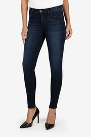 Kut from the Kloth MIA HIGH RISE FAB AB TOOTHPICK - Front cropped