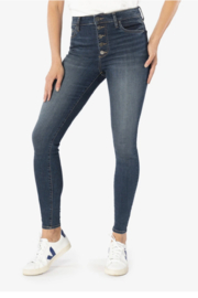 Kut from the Kloth Mia High Rise Slim Fit - Product Mini Image