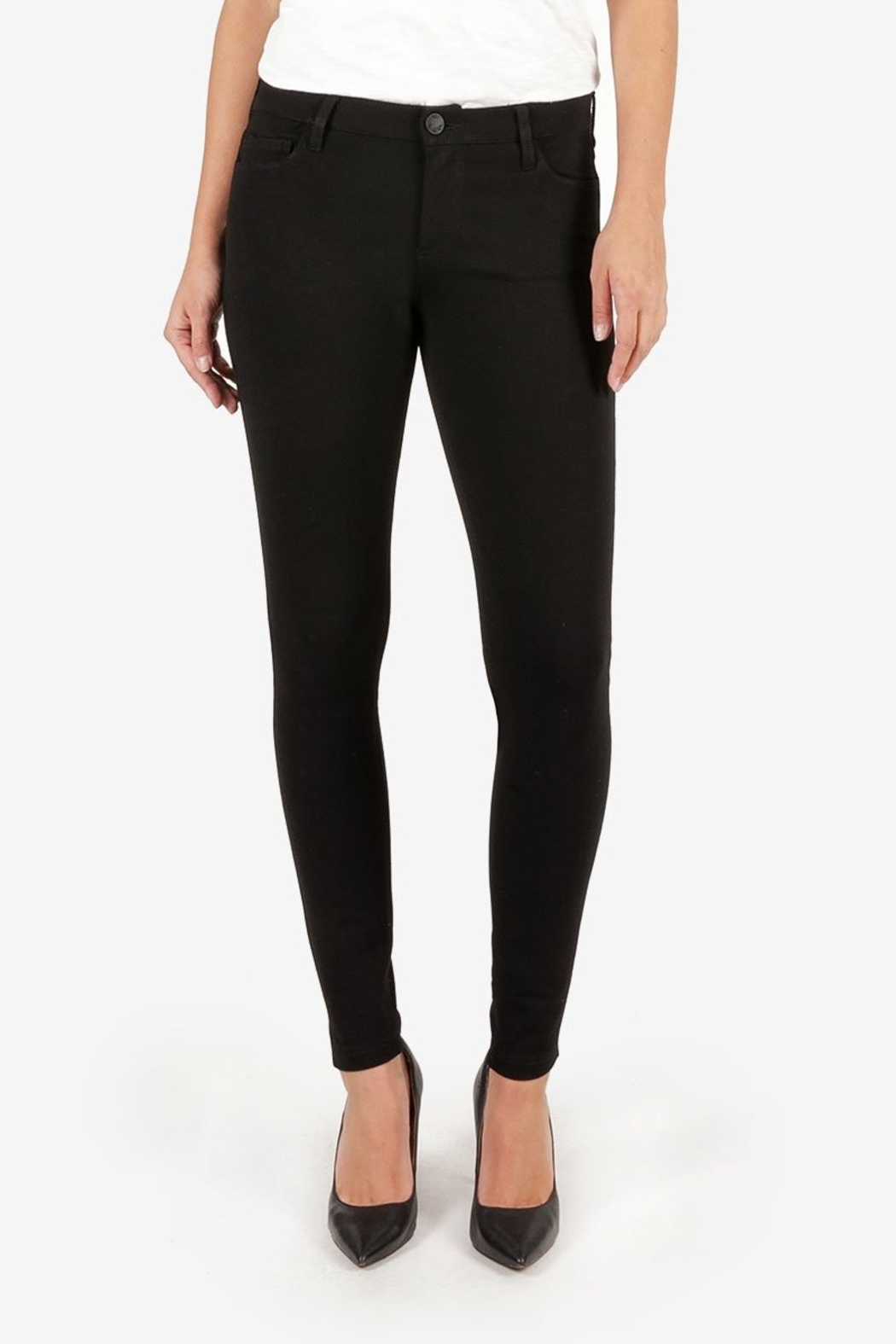 Kut from the Kloth MIA HIGHRISE SKINNY - Main Image