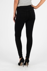 Kut from the Kloth MIA HIGHRISE SKINNY - Back cropped