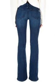 Black Orchid Denim Mia Mid-Rise Skinny-Flare - Side cropped