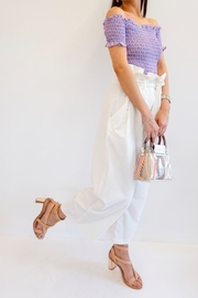 Renamed Clothing Mia Paperbag Pants - Side cropped