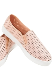 Mia Perforated Sneakers - Product Mini Image
