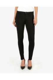 Kut from the Kloth MIA PONTE SLIM FIT SKINNY - Front cropped