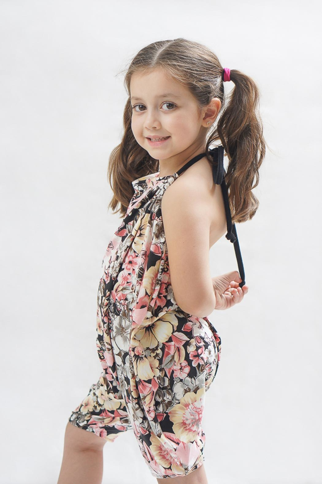 PPoT Kids Mia Romper - Front Cropped Image