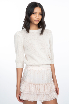 Generation Love  Mia Sequin Sweater - Alternate List Image