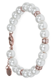 Mia Stainless Pearls Bracelet - Product Mini Image