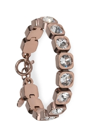 Mia Stainless Tennis Bracelet - Product Mini Image