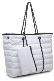 Urban Expressions Mia Tote - Front full body