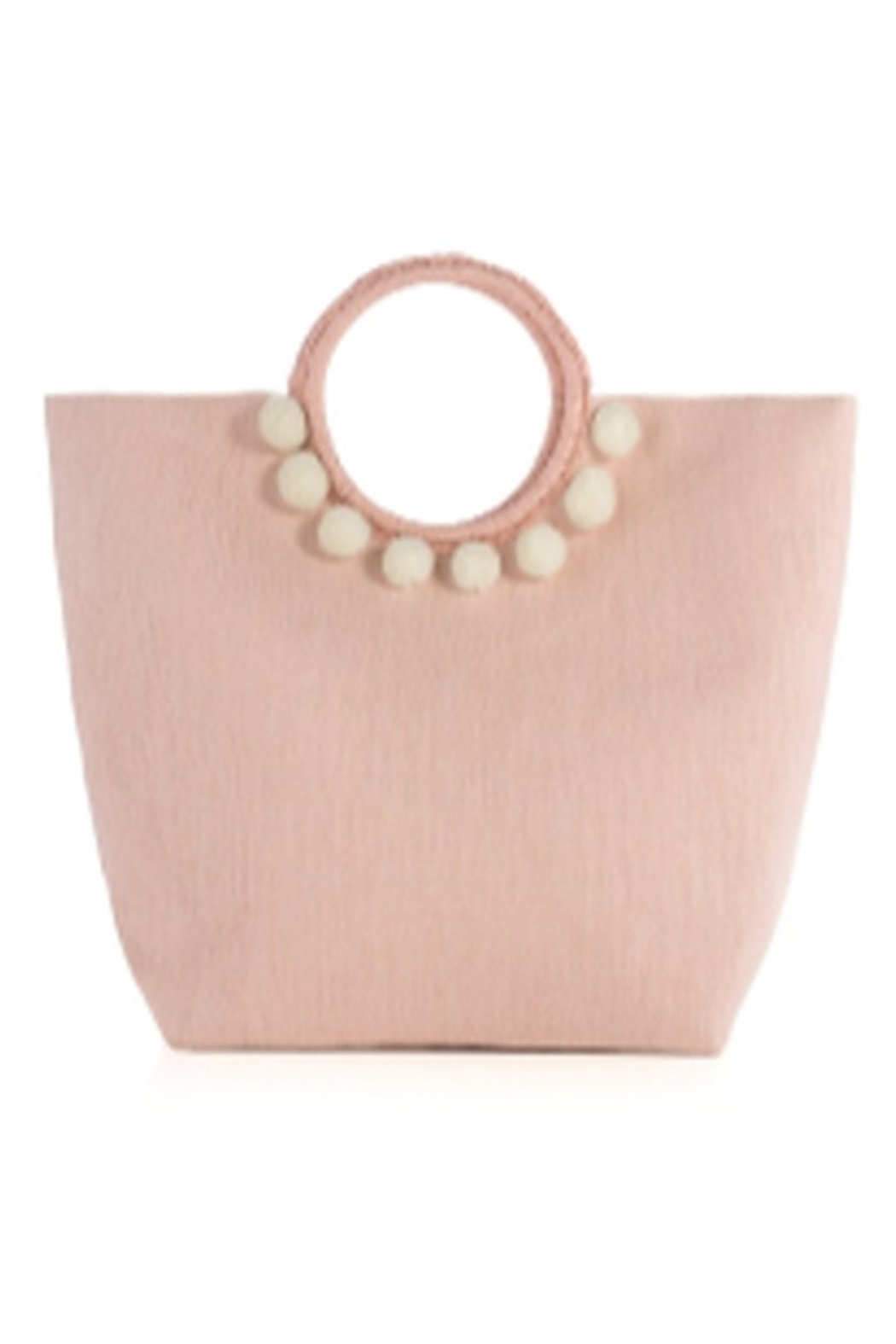 The Birds Nest MIA TOTE-PINK - Main Image