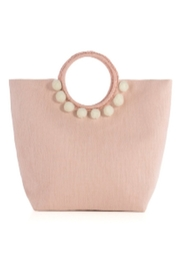 The Birds Nest MIA TOTE-PINK - Product Mini Image
