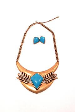Shoptiques Product: Tribal Necklace Set