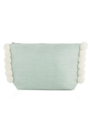 The Birds Nest MIA ZIP POUCH-MINT - Product Mini Image