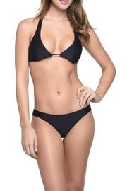 Mia Marcelle Swimwear Black Full Bottom - Product Mini Image
