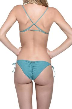 Shoptiques Product: Teal String Bottom