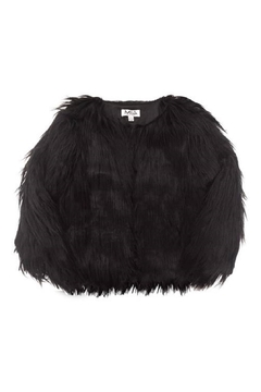 MIA New York Shaggy Fur Jacket - Alternate List Image
