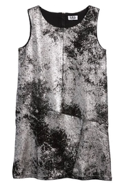 MIA New York Silvered Suede Dress - Product Mini Image