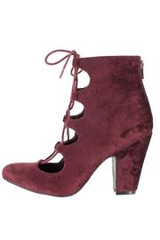 MIA Shoes Ellena Booties - Product Mini Image
