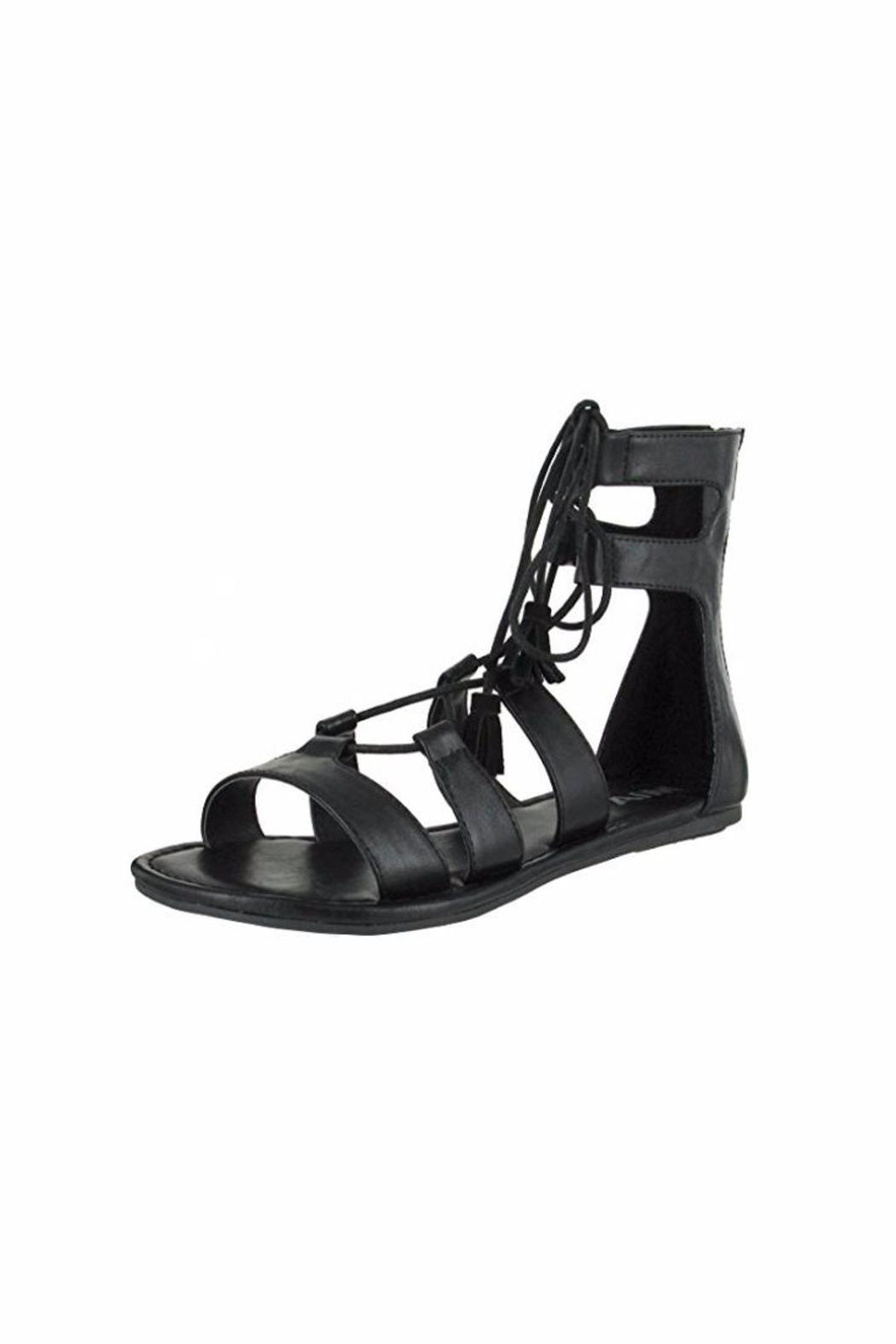 eea7e59870439 MIA Shoes Mia Ozie Sandals from Miami by Neptunes — Shoptiques