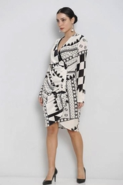Mianotte Geo Print Dress - Product Mini Image