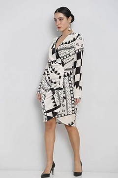 Shoptiques Product: Geo Print Dress