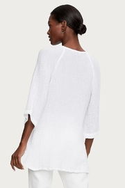 Micael Stars Micah Gauze Tunic - Side cropped