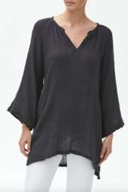 Michael Stars MICAH WIDE SLEEVE TUNIC - Front cropped