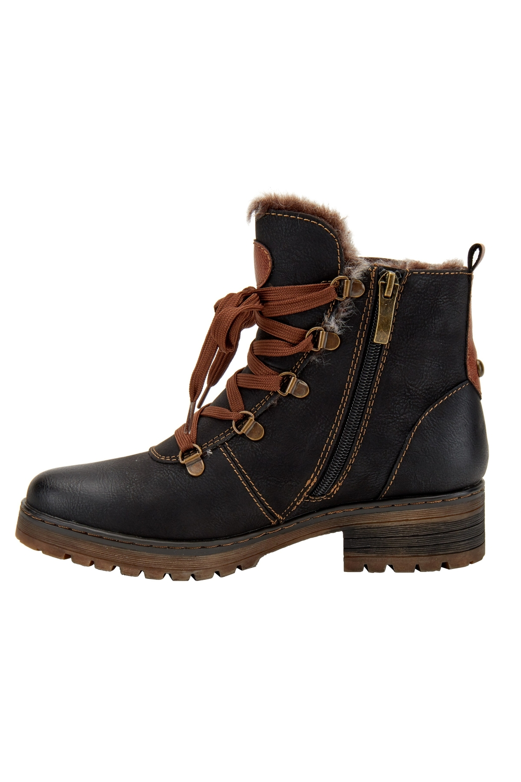 Spring Footwear Micah Winter boots - Front Full Image