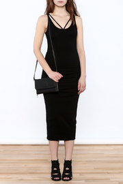 Michael Stars Bodycon Midi Dress - Product Mini Image