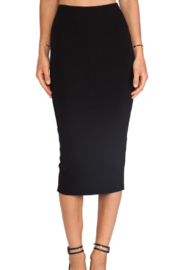 Michael Stars convertible modal pencil skirt - Product Mini Image