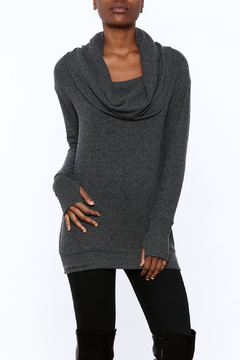 Shoptiques Product: Convertible Sweater Top