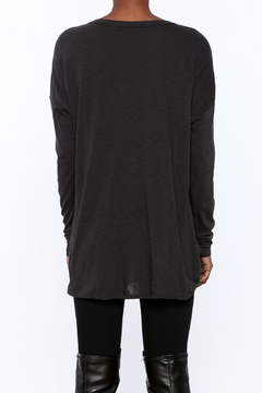 Shoptiques Product: Oversized Tie-Up Tunic