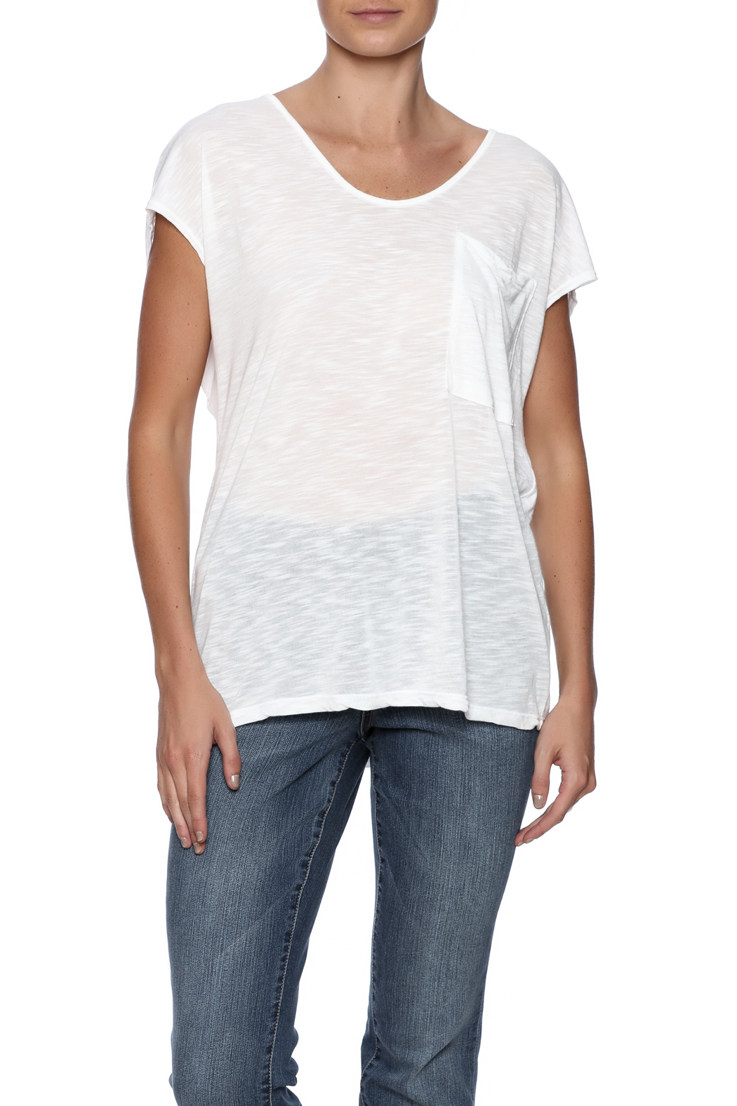 Michael stars slouchy short sleeve tee from georgia by all for Michael stars tee shirts