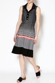 Michael Tyler Collections Polka Dot Dress - Product Mini Image