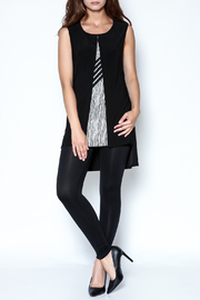 Michael Tyler Long Sleeveless Tunic - Product Mini Image