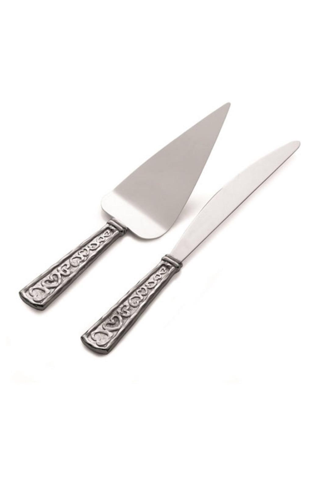 Michael Aram Cake Serving Set - Front Cropped Image