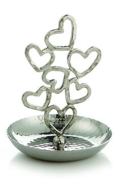 Shoptiques Product: Heart Ring Catch