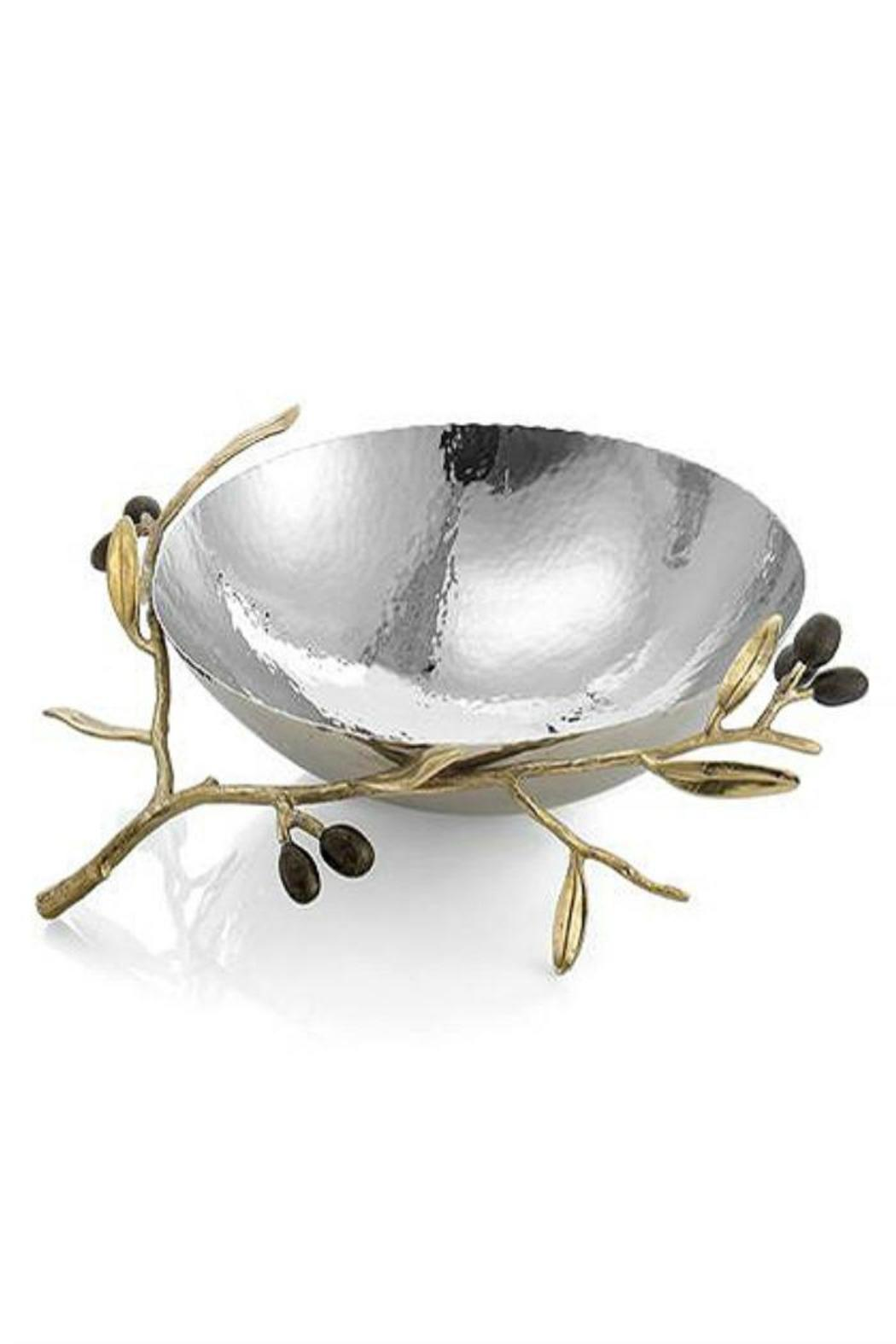 Michael Aram Olive Branch Bowl From Brooklyn By Silver