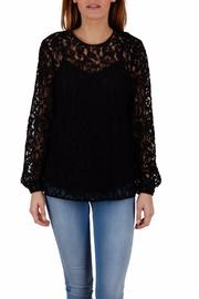 Michael by Michael Kors Chic Lace Blouse - Product Mini Image