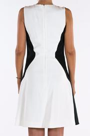 Michael by Michael Kors Color Block Buttoned Dress - Side cropped