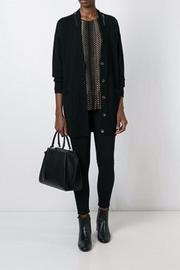 Michael by Michael Kors Cut-Out Cardigan - Product Mini Image