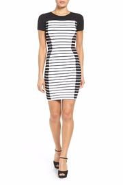 Michael by Michael Kors Hourglass Reverse Dress - Product Mini Image
