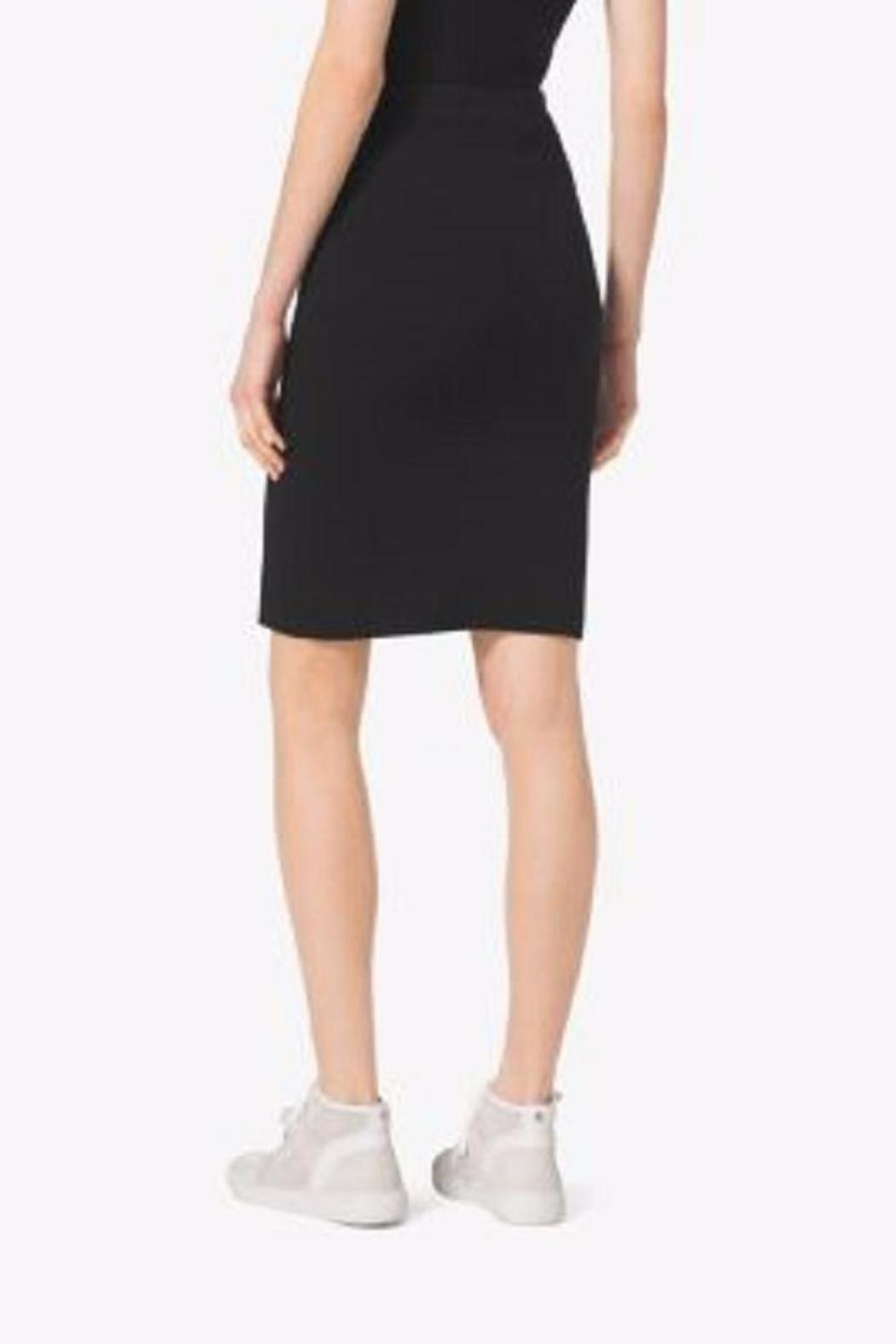 Michael by Michael Kors Jersey Pencil Skirt - Front Full Image