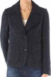Michael by Michael Kors Notched Lapel Tweed - Product Mini Image