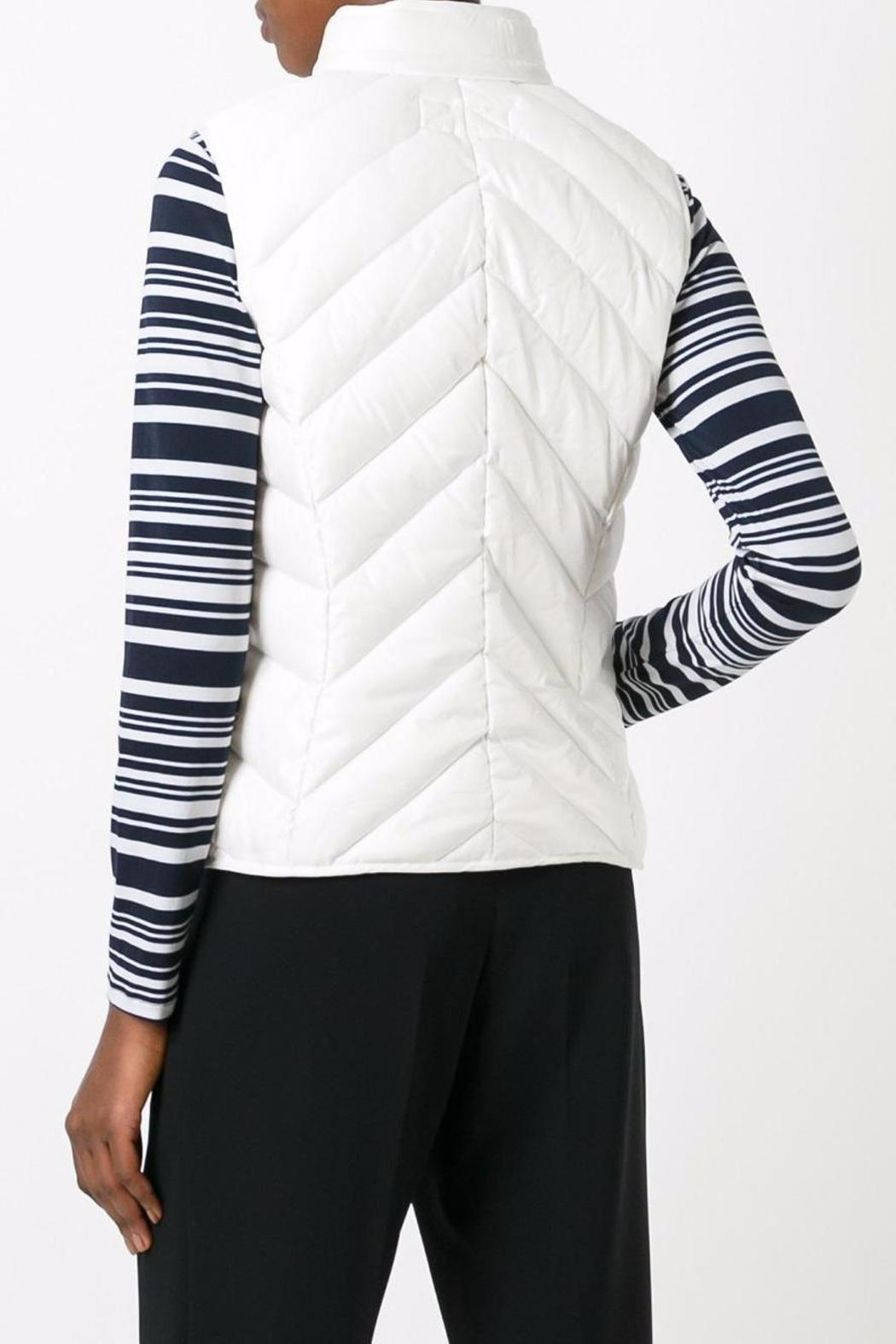 Michael by Michael Kors Packable Quilted Gilet - Front Full Image