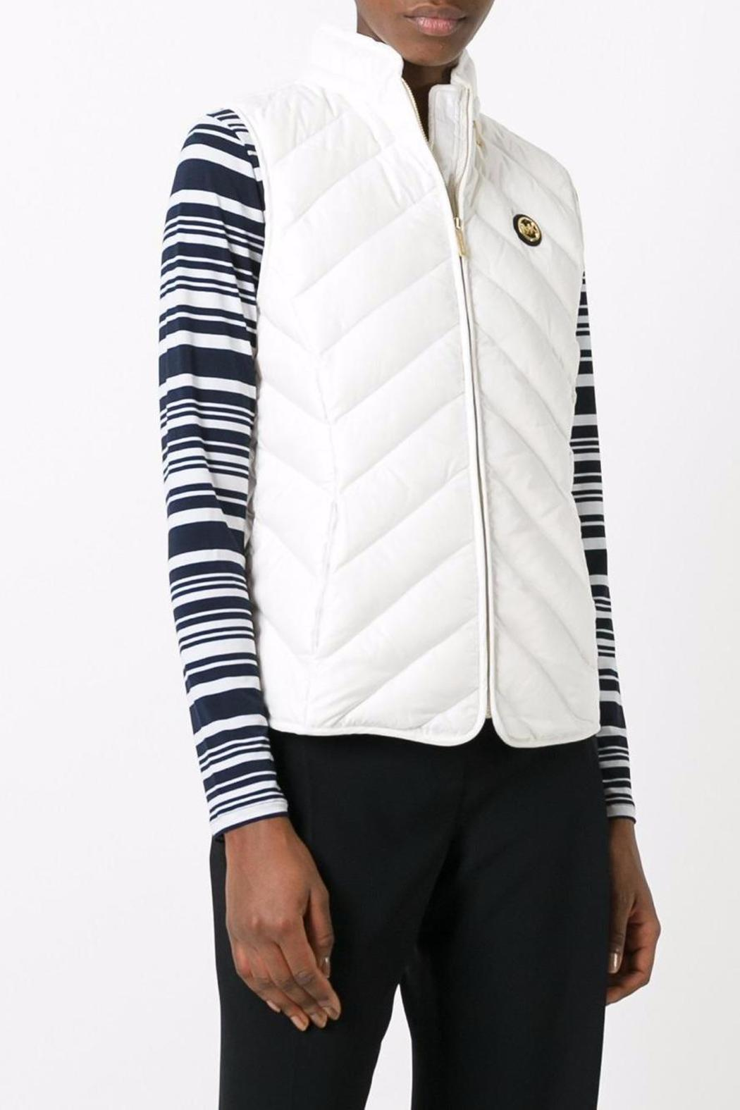 Michael by Michael Kors Packable Quilted Gilet - Main Image