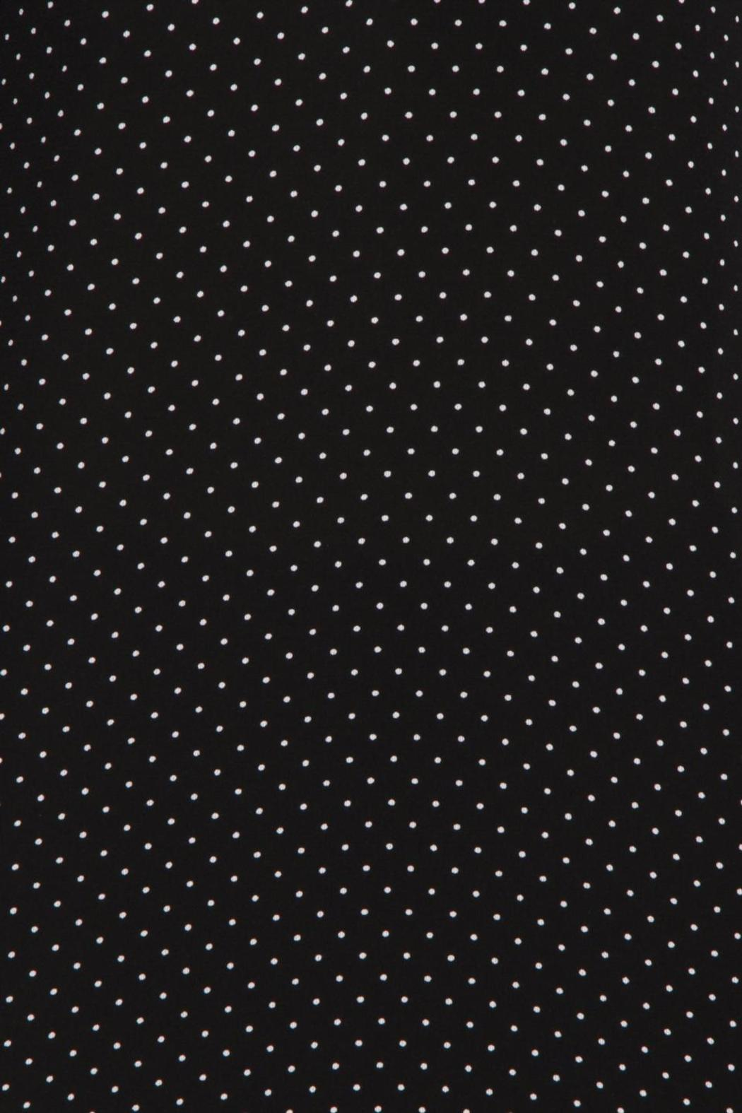 Michael by Michael Kors Polka Dot Blouse - Back Cropped Image