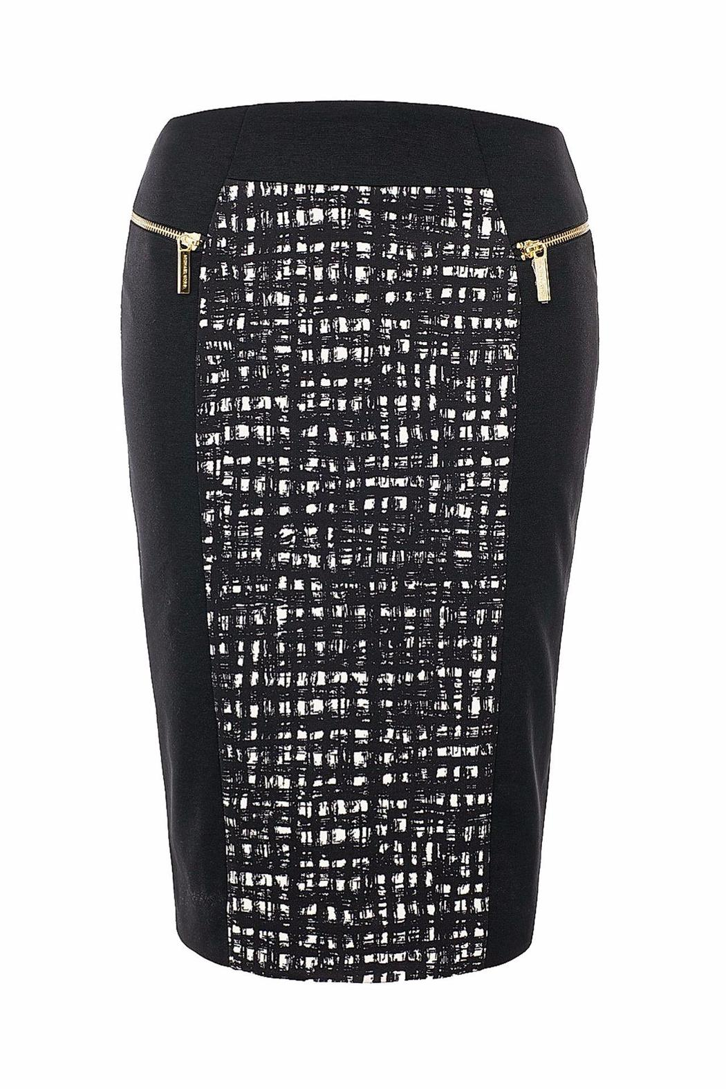 Michael by Michael Kors Ponte Knit Pencil Skirt - Main Image