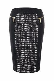Michael by Michael Kors Ponte Knit Pencil Skirt - Front cropped